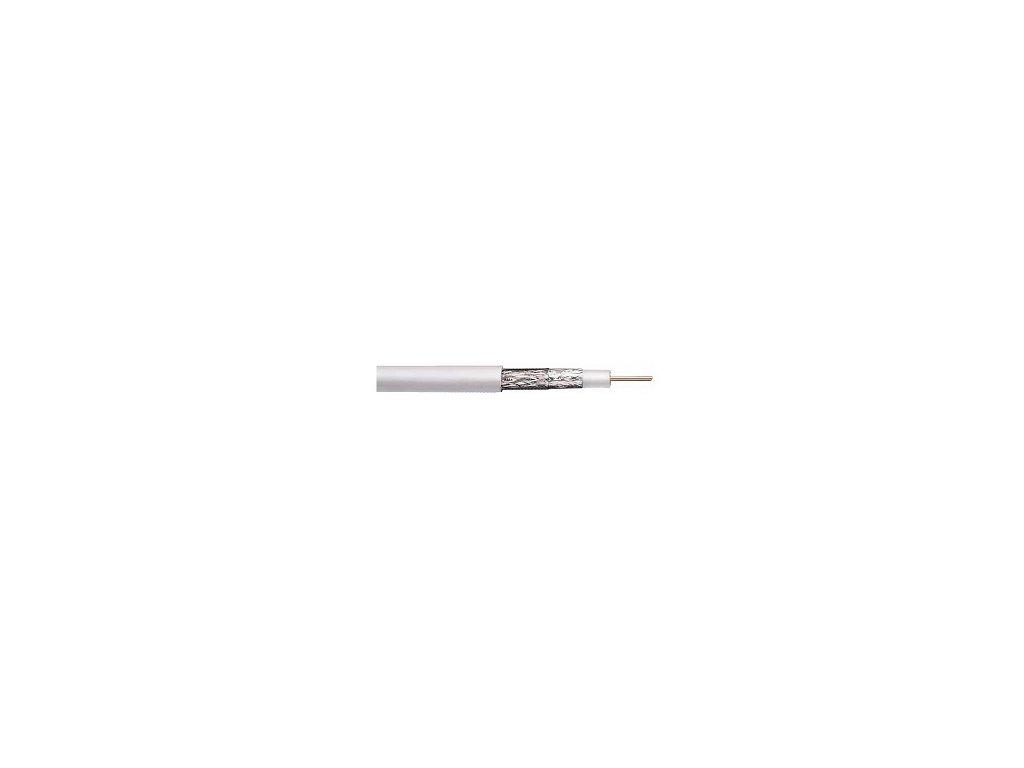 Koaxiálny kábel H125 AL RG6 75-4,8 CU