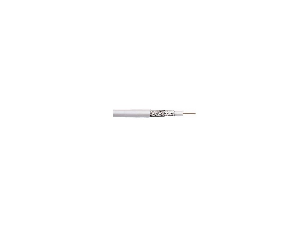 Koaxiálny kábel RG6 75-4,8