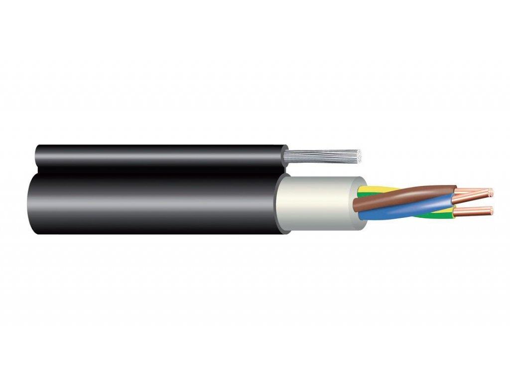 Závesný kábel CYKY-Z-J 3x2,5