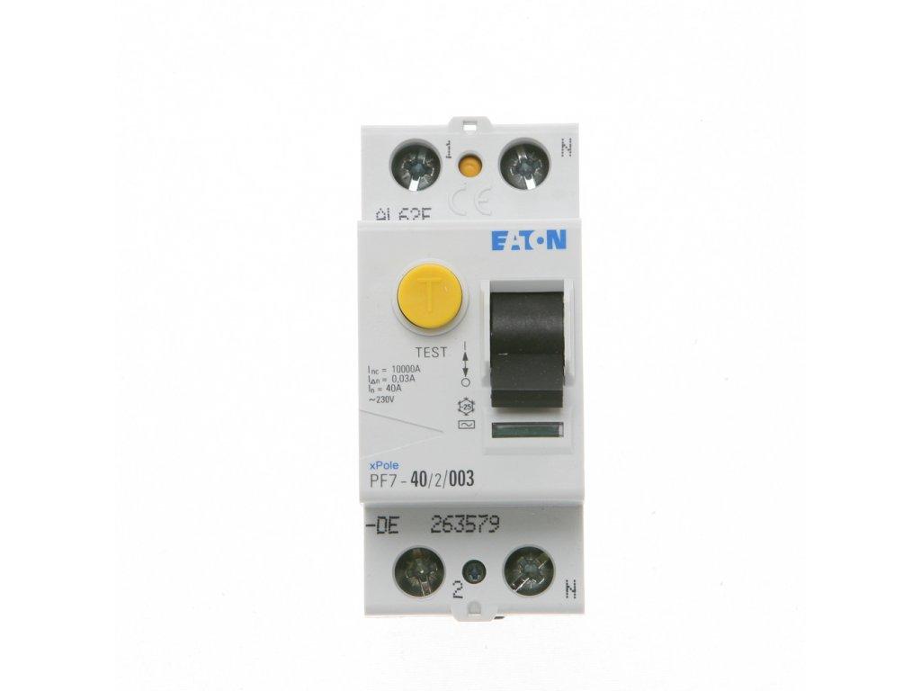 Prúdový chránič EATON PF7 40 2 003.jpg