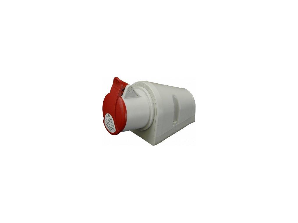 Zásuvka nástenná IZN3253 400V 32A/5 IP44