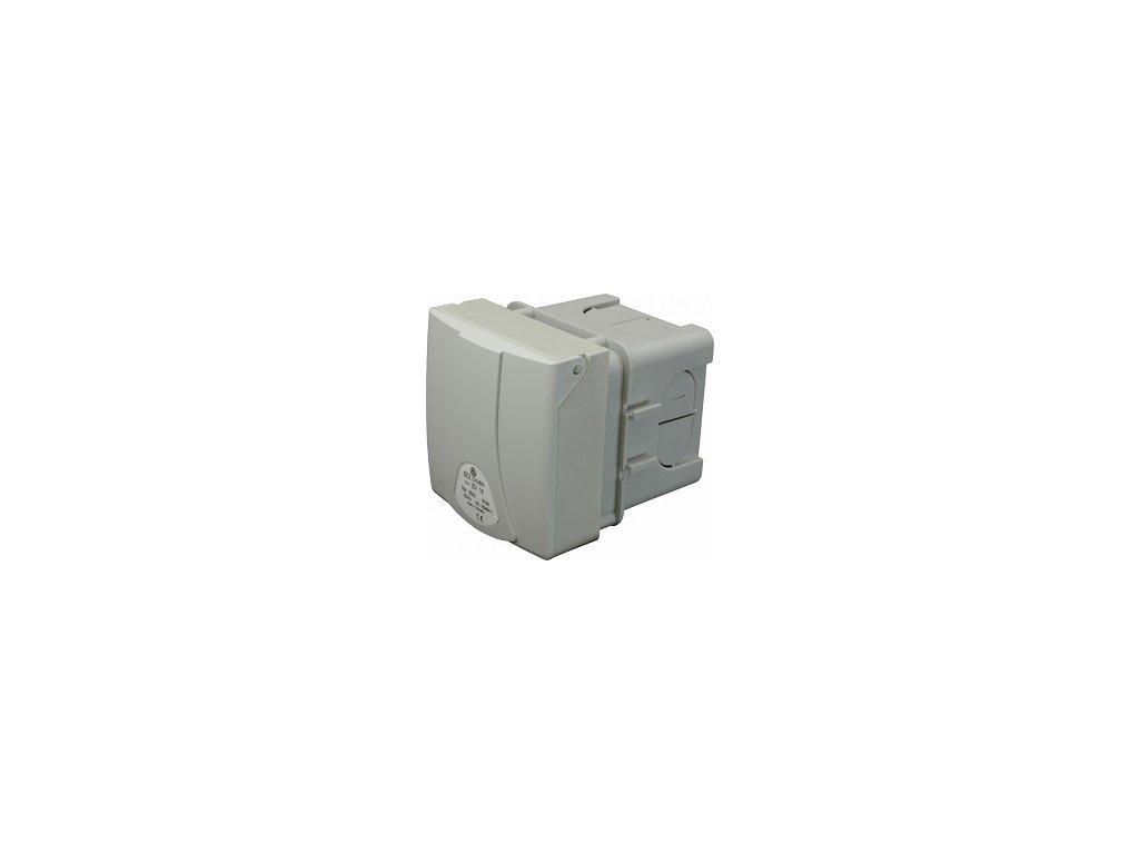 Zásuvka pod omietku IZV1643