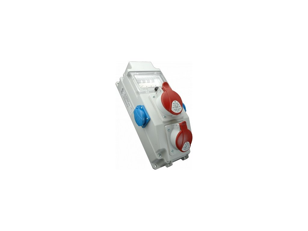Zásuvková rozvodnica SEZ ROS5 x 14
