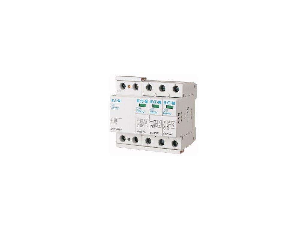 Zvodič prepätia EATON SPBT12 280 3P+NPE BC