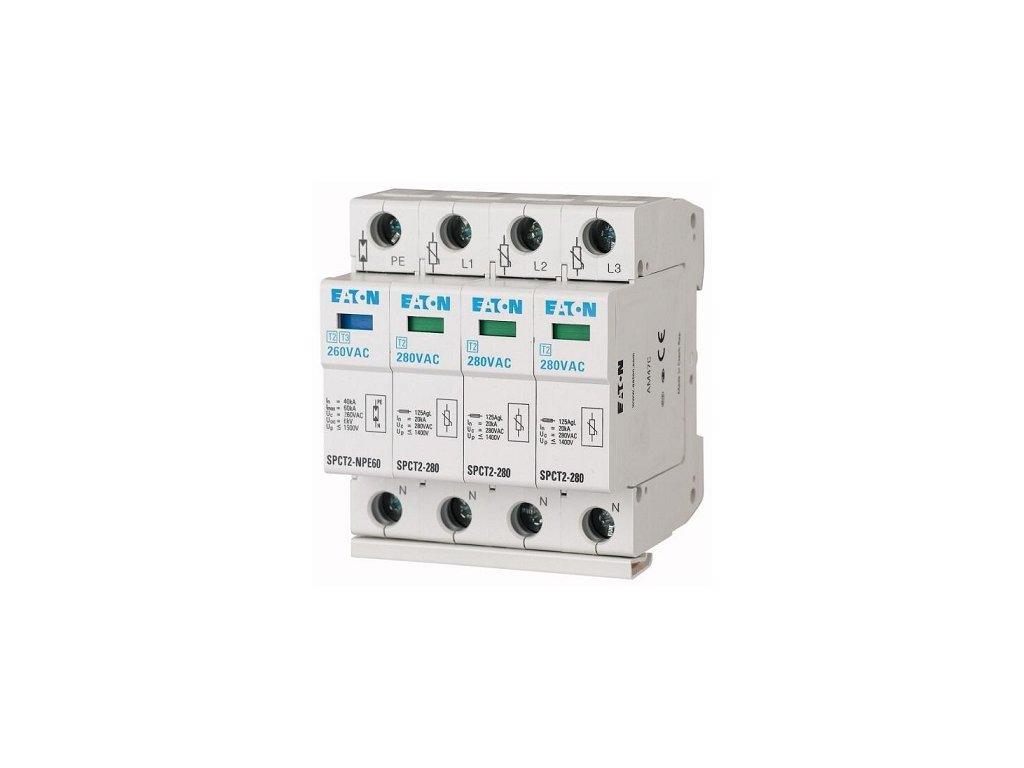Zvodič prepätia EATON SPCT2 280 3P+NPE C