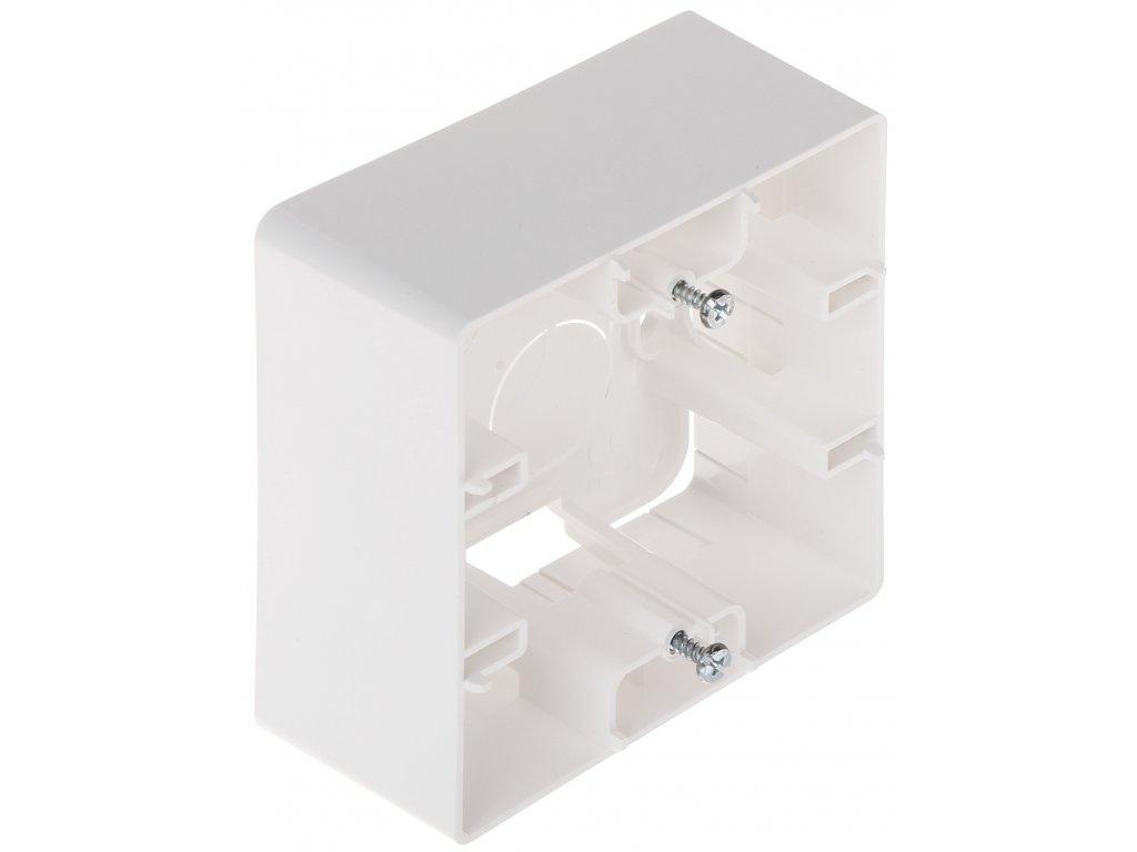 Legrand Niloe Krabica na povrch 1-násobná biela