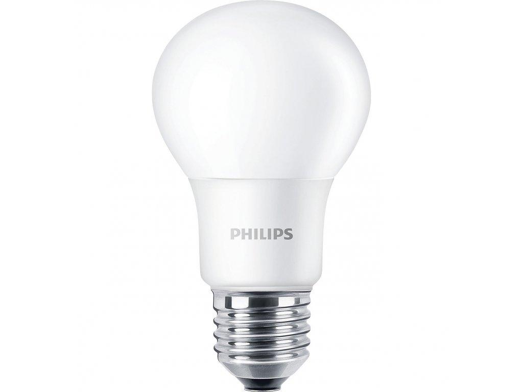 Žiarovka LED COREPRO ND 60W A60 E27 806lm 4000K