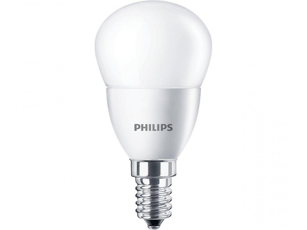 Žiarovka LED COREPRO ND 60W E14 830lm 6500K iluminačná