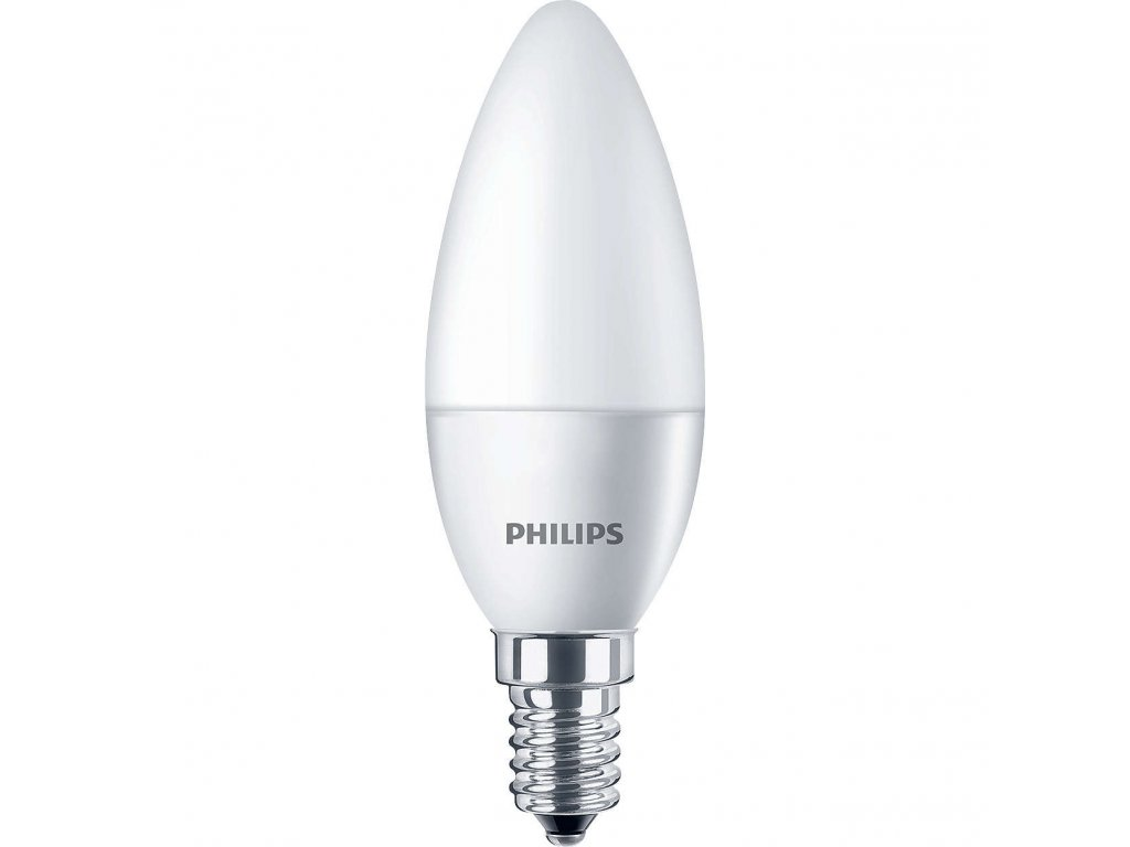 Žiarovka LED COREPRO ND 40W E14 520lm 4000K sviečka