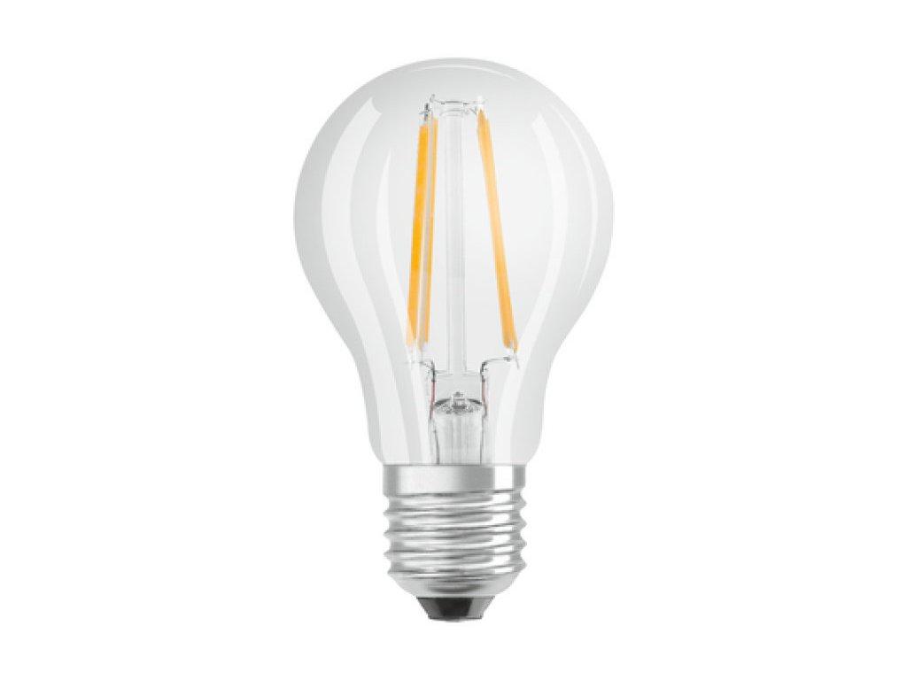 Žiarovka LED P RETROFIT CL A60 60W E27 806lm 2700K stmiev.