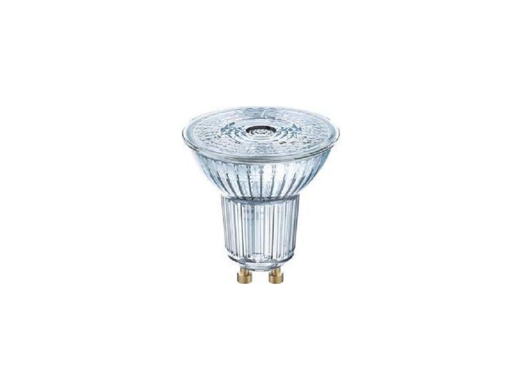 Žiarovka LED PARATHOM 50W GU10 350lm 3000K 36° bodová stmiev.