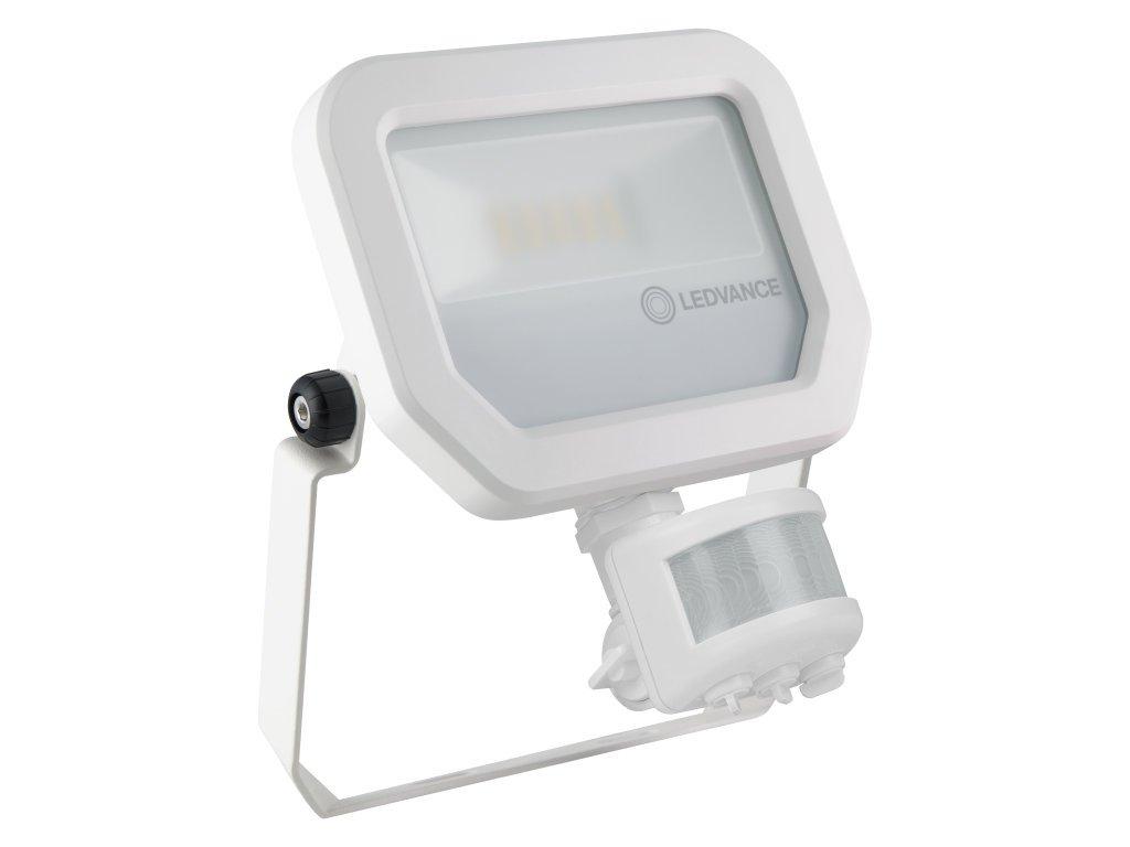 LED reflektor so senzorom FL PFM 10W 1200lm 4000K IP65