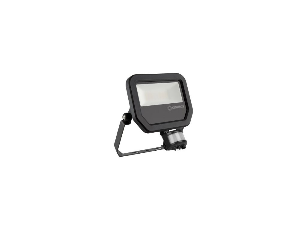 LED reflektor so senzorom FL PFM 10W 1200lm 4000K IP65 c
