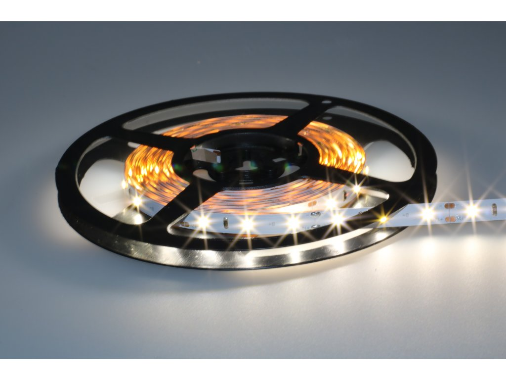 LED pás PROFI SMD 1808 5m 48W 4750lm 24V Neutrálna biela IP65