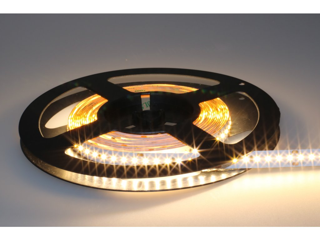 LED pás PROFI SMD 1808 5m 96W 9400lm 24V Teplá biela IP20