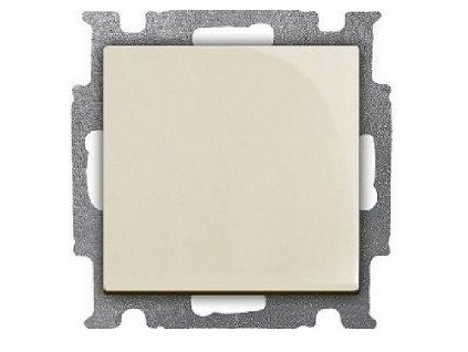 BASIC vypínač č.6 slonová kosť