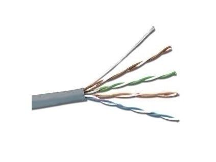Kábel UTP lanko cat.5e PVC