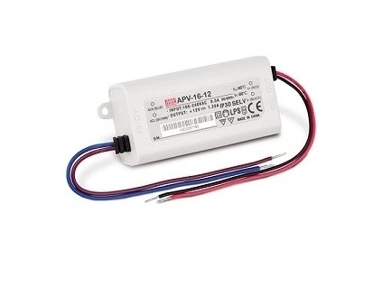 Napájací zdroj 16W pre LED