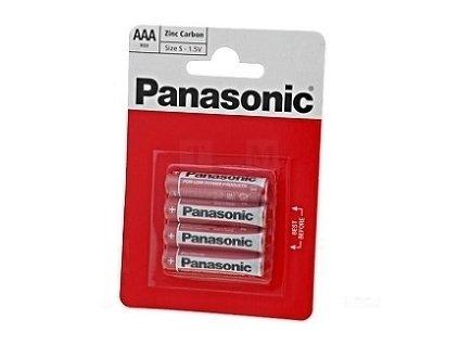 Batéria Panasonic AAA alkalická