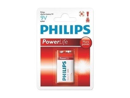 Batéria PHILIPS 9V