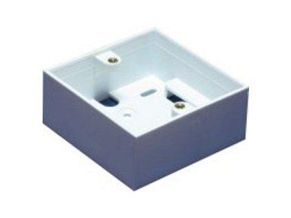 Krabica pod zásuvku 80X80X35
