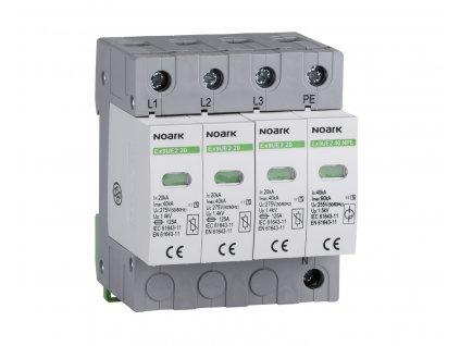 Zvodič prepätia NOARK 275/3P+N B+C
