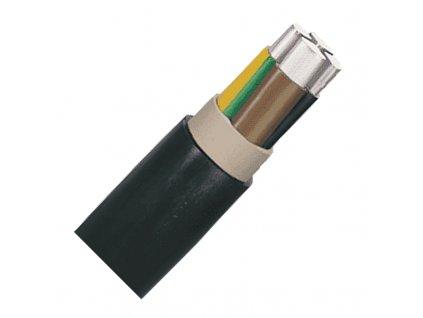 NAYY J 4x95 privodny hlinikovy kabel