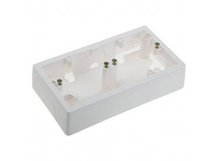 Legrand Valena Krabica na povrch 2-násobná biela