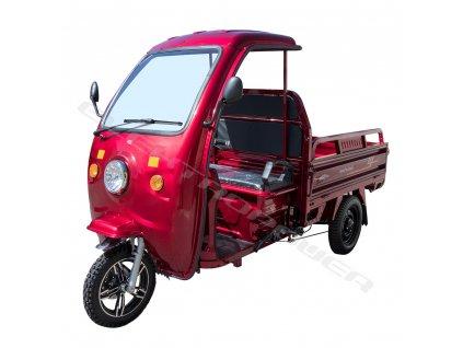 Elektrická nákladní tříkolka E-CARGO