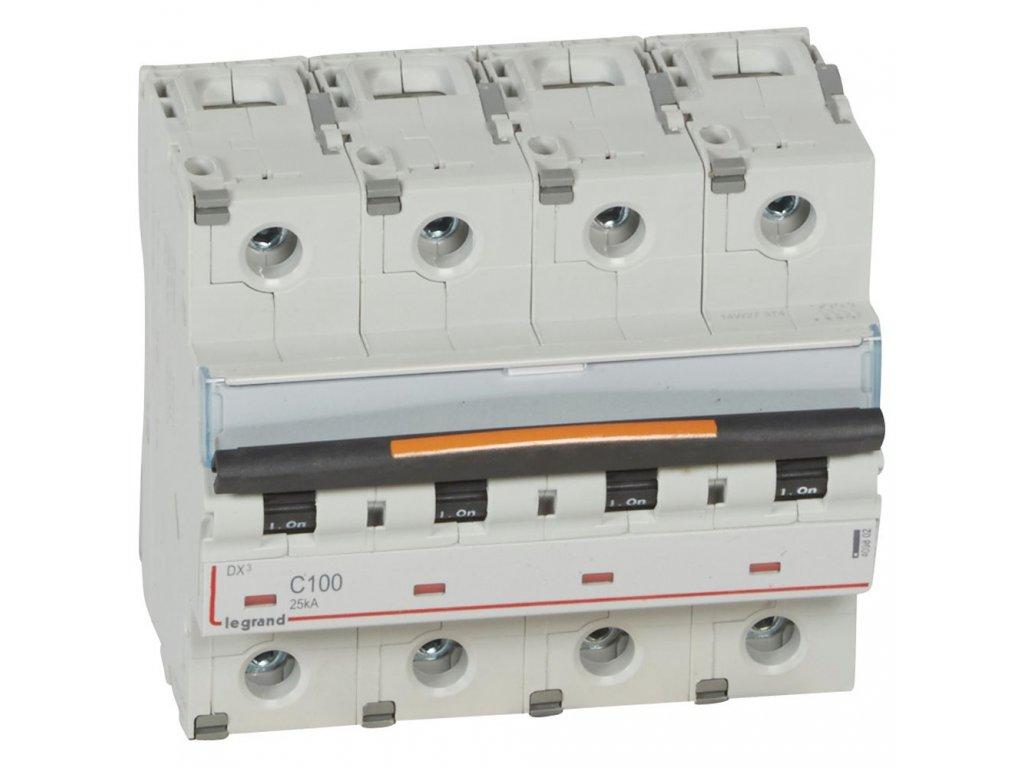 69541 istic dx3 4p c100 25ka