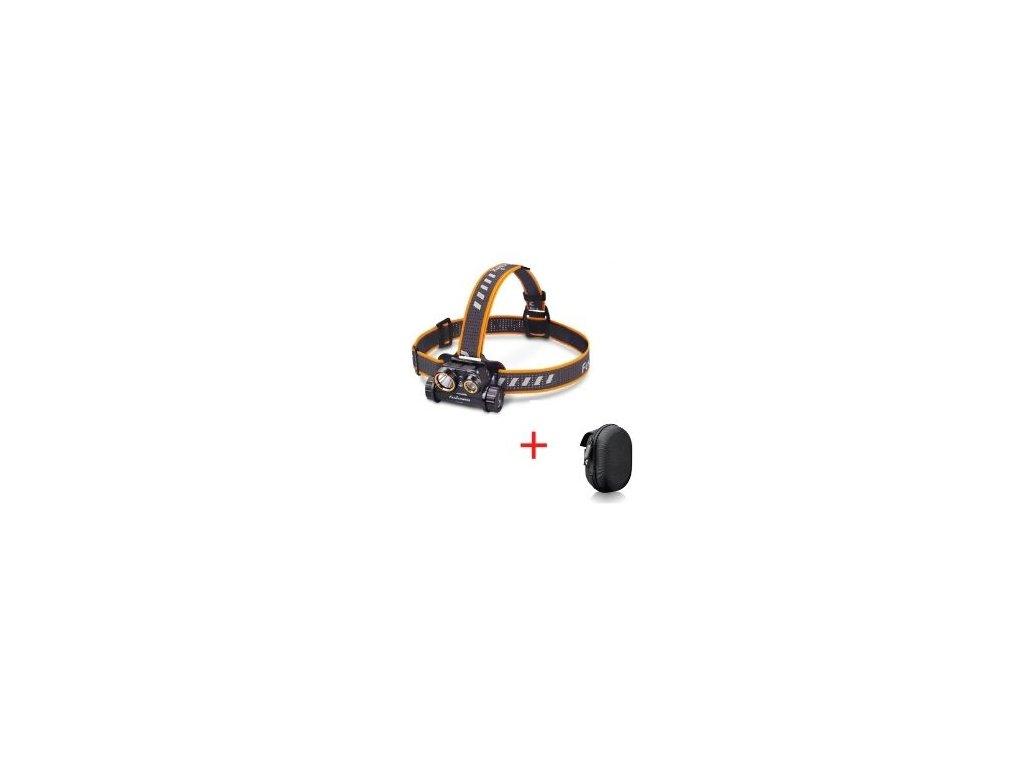 Nabíjateľná čelovka Fenix HM65R + APB20