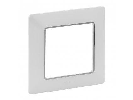 79624 valena life ramik jednoduchy biela chrom