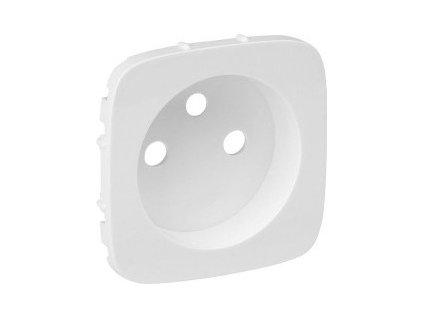150108 legrand valena allure krytka 1 zasuvky 2p t biela 755305
