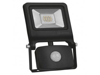 5406 floodlight value sensor 10 w 4000 k ip44 bk