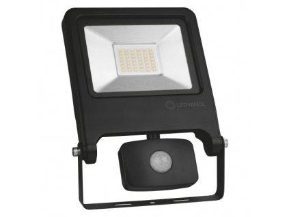 5412 floodlight value sensor 30 w 4000 k ip44 bk