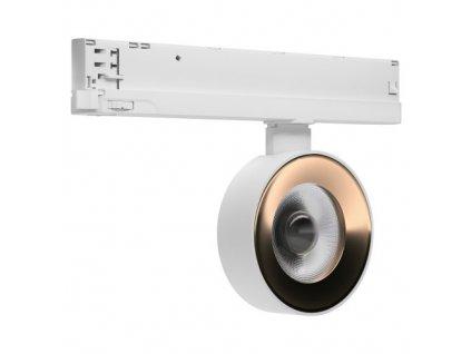 3879 tracklight spot compact d100 28 w 930 floodlight wt