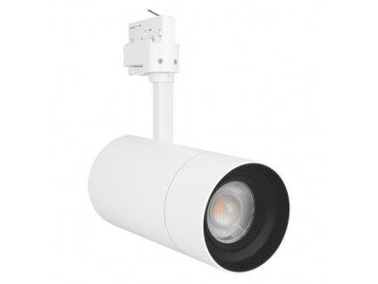 3912 tracklight spot zoom dim d85 25 w 3000 k 97r wt