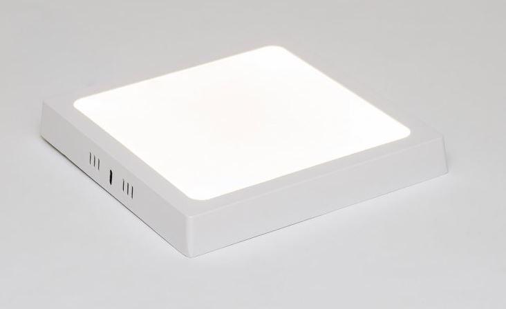 LED panely na povrch