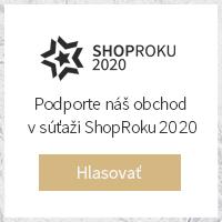 Podporte náš obchod v súťaži ShopRoku 2020