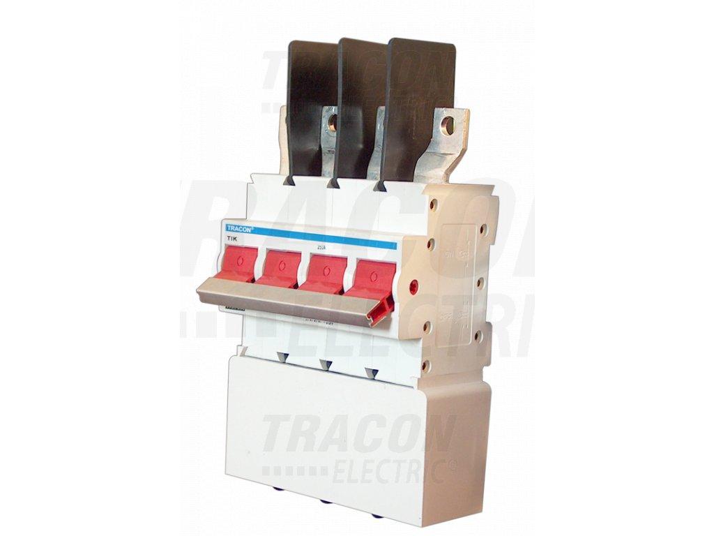 Modulárny vypínač 1P 250A TIK1-250 Tracon