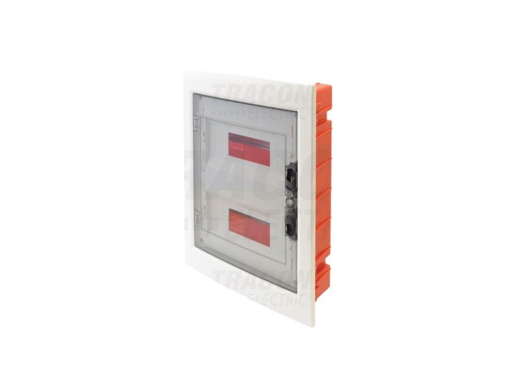 Rozvodná skriňa podomietková 24 (2x12) IP40 EDSS-12/2