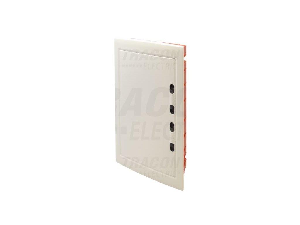 Rozvodná skriňa podomietková 36 (3x12) IP40 EDSSN-12/3