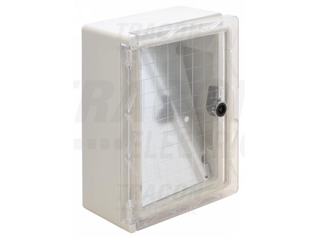 Rozvodná skriňa na povrch prázdna 250x330x130mm IP65 TME332513T