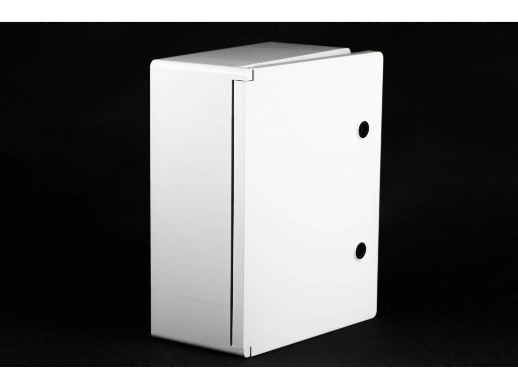 Rozvodná skriňa na povrch prázdna 400x600x200mm IP65 TME604020