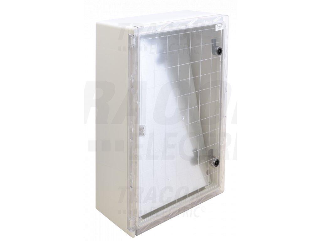 Rozvodná skriňa na povrch prázdna 400x600x200mm IP65 TME604020T