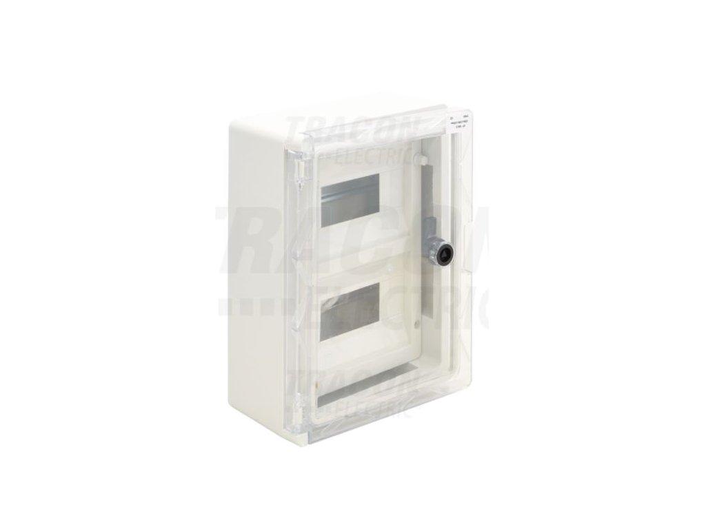 Rozvodná skriňa na povrch 18 (2x9) IP65 TME332513M
