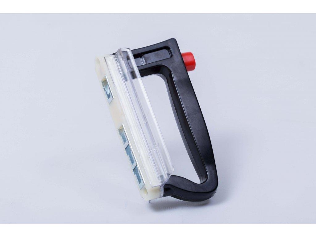 Držiak žehlička na nožové poistky patróny 1000V AC NTK