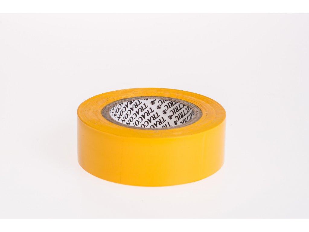 Izolačná páska žltá 10m×18mm