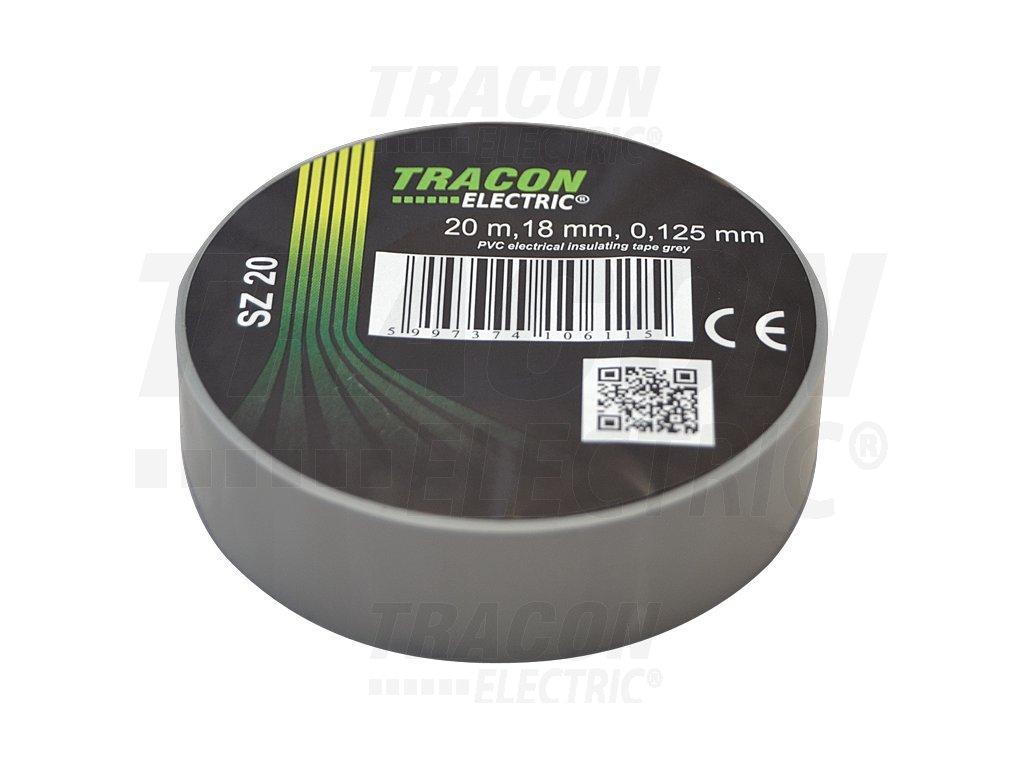 Izolačná páska sivá 20m×18mm