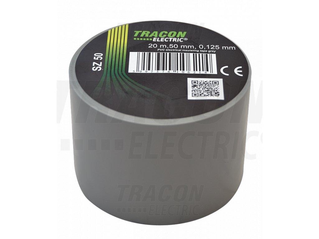 Izolačná páska sivá 20m×50mm